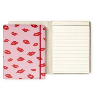 kate spade Office - 🆕 kate spade ♠️ Lips Notepad Folio
